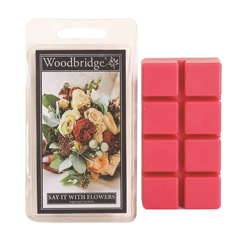 Say It With Flowers Woodbridge Scented Wax Melts