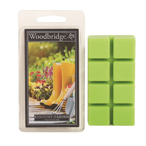 Country Garden Woodbridge Scented Wax Melts