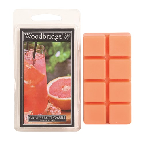 Grapefruit Cassis Woodbridge Scented Wax Melts