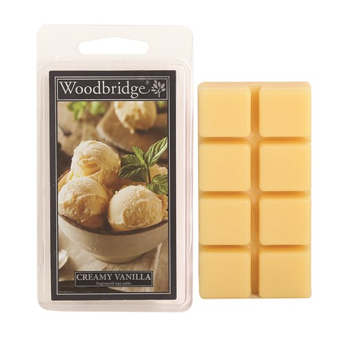 Creamy Vanilla Woodbridge Scented Wax Melts