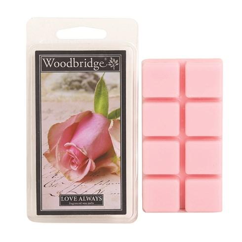 Love Always Woodbridge fragranced Wax Melts