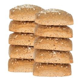 Organic gluten and yeast free panini