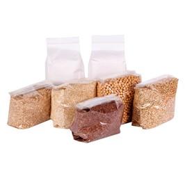 Gluten free organic grains
