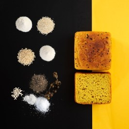 Our organic gluten free bread is made with only natural ingredients; no chemicals, no gums.