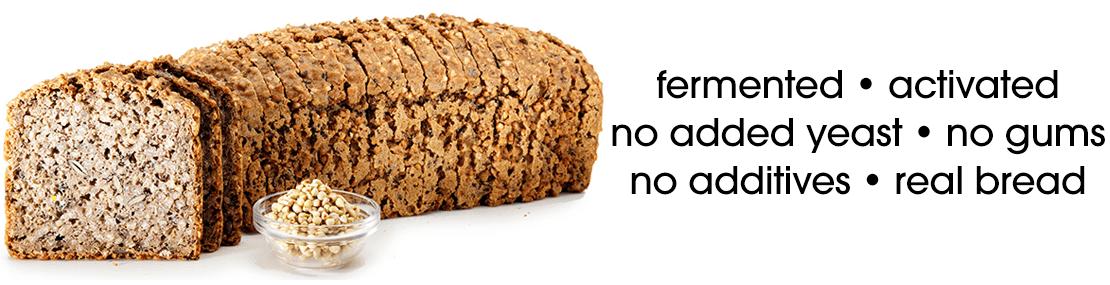 Len and Grechka bread