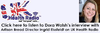 UK Health radio interview with Ingrid Eissfeldt