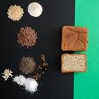 Organic Gluten-Free Linseed Bread 375g