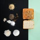 Organic Gluten-Free Toastie 3 Grain White Rice Bread 385g