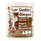 Organic Gluten-Free Ginger Tiger Cookies 165g