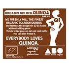 Organic Gluten-Free Quinoa Bread Loaf 400g