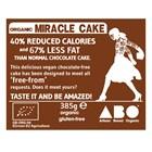 Organic Gluten-Free Vegan Miracle Cake