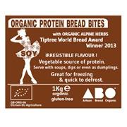 Organic Gluten-Free SOFTIE Protein (Soya) Bread Bites