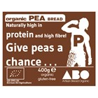 Organic Gluten-Free Green Pea Bread 400g