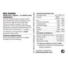 Organic Gluten-Free Pea Panini