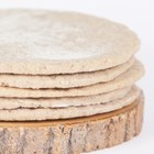 Organic Gluten-Free Buckwheat Pizza Base in a Freezer Pack of 5