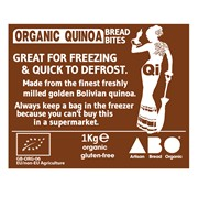 Organic Gluten-Free Quinoa Bites
