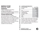 Freshly Milled Organic Gluten-Free Quinoa Flour