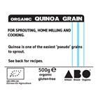 Organic Quinoa Grain Black 500g