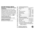 Organic Gluten-Free Quinoa 400g Box of 9