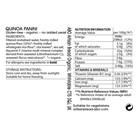Organic Gluten-Free Quinoa Panini
