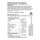 Organic Gluten-Free Rye Style Bread - Box of 9