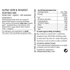 Organic Gluten-Free Stuffing Mix with Seaweed
