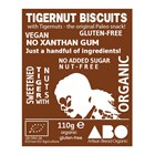 Tigernut Plain Biscuit 110g