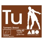 Organic Gluten-Free Turmeric Bread 400g