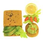 Organic Gluten-Free Turmeric Quinoa Panini