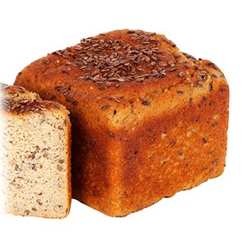 Organic Gluten-Free Protein Soya Bread Loaf 400g | Protein (Soya) Bread 400g Loaf