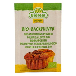 BIOREAL Organic Baking Powder | BIOREAL Organic Baking Powder