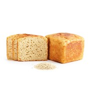 Organic Gluten-Free Quinoa Bread - Longer Life Bread 400g | Quinoa Bread 400g Longer Life