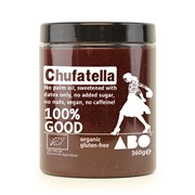 Organic Chufatella Vegan Spread - Nut free - chocolate free | Organic Chufatella Spread