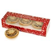 Tigernut Pastry Mince Pies - Box of 6 (300g)