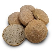 Organic Gluten-Free Sourdough Style Rolls - BAPS 4 (400g)