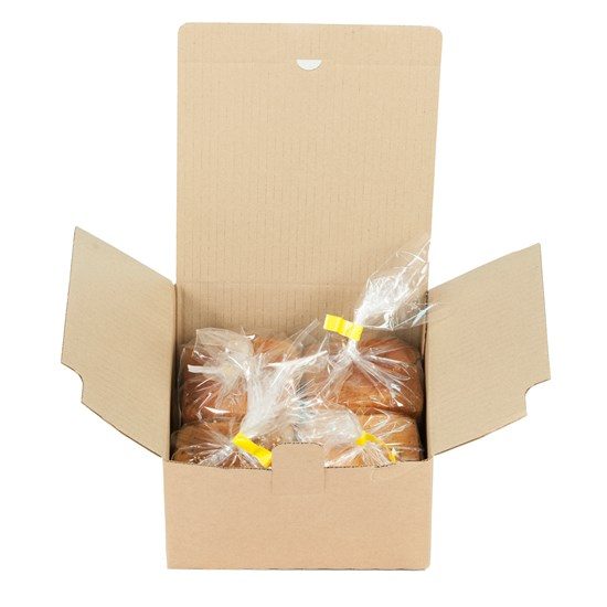 Organic Gluten-Free Baby Bread Box