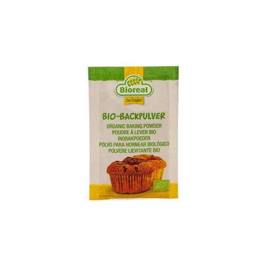 BIOREAL Organic Baking Powder