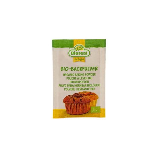 BIOREAL Organic Gluten-Free Baking Powder