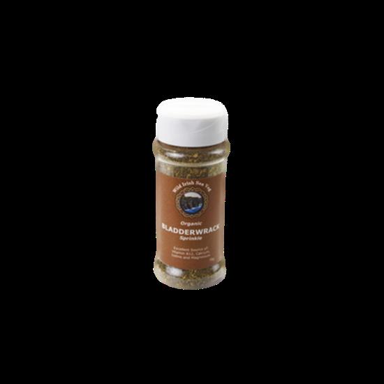 Organic Seaweed Sprinkles - Fucus Vesiculosus 60g