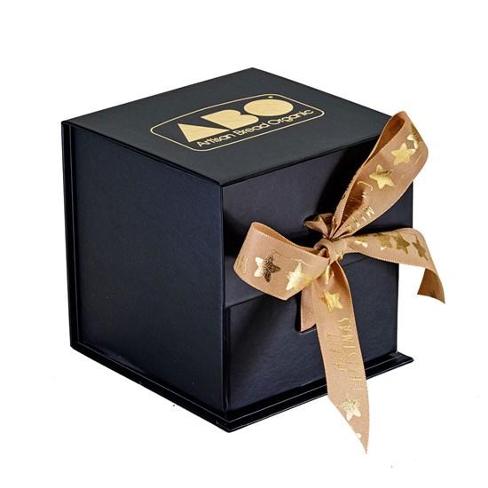 Presentation Box - Black with gold embossed ABO logo
