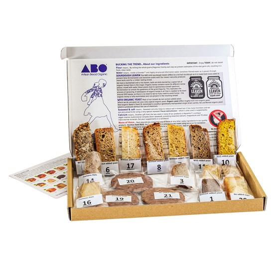 Gluten-Free Taster Box