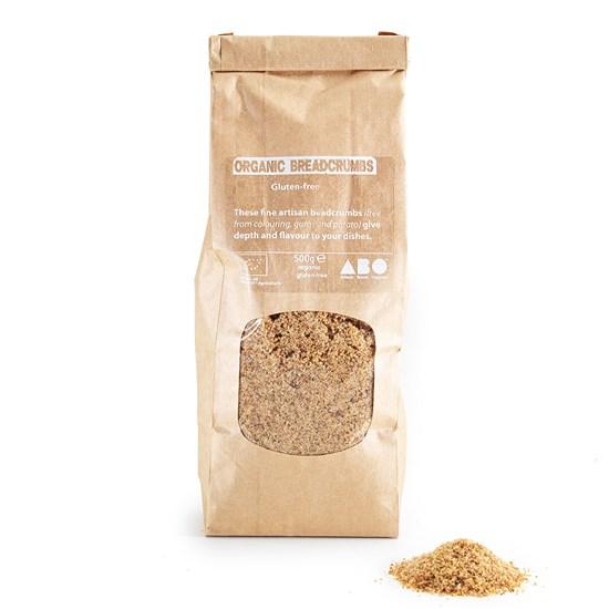 Organic Gluten-Free Breadcrumbs