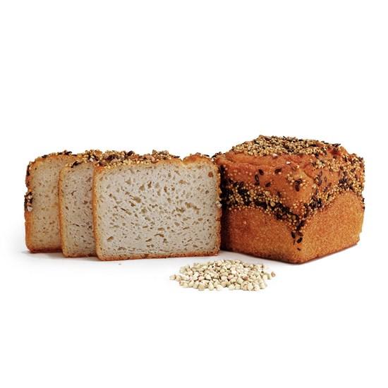 Organic Gluten-Free Buckwheat 3 Grain Bread Bread 390g