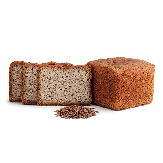 Organic Gluten-Free Linseed Omega Bread Loaf 375g