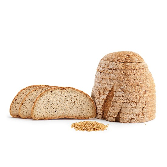Organic Gluten-Free Sourdough Style (Rice & Buckwheat) Bread 400g