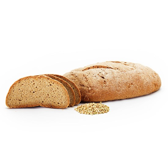 Organic Gluten-Free Sourdough Style (Rice & Buckwheat) Bread 800g Unsliced
