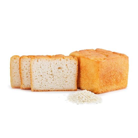 Organic Gluten-Free Toastie White Bread Loaf 385g
