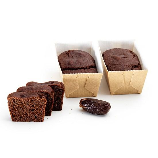 Organic Gluten-Free Vegan Miracle Mini Cake - sweetened with dates only!