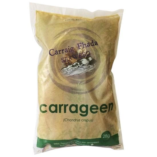 Carrageen (Chrondus Crispus) Irish Seaweed 28g
