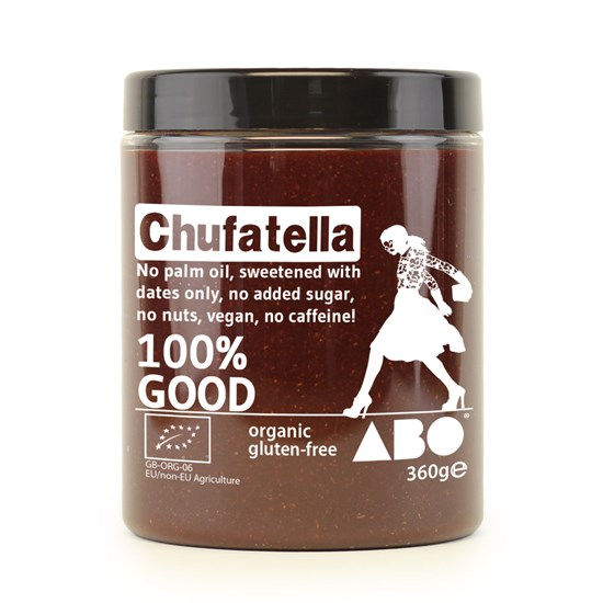 Organic Chufatella Vegan Spread - Nut free - chocolate free